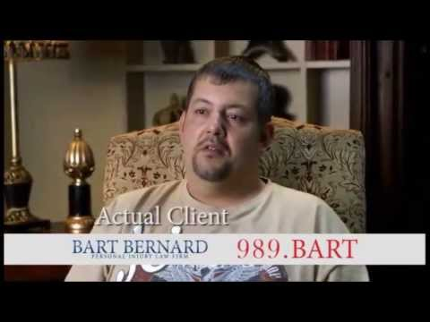 """Hiring Bart was the best decision I ever made"" - Personal Injury Lawyer Lafayette"