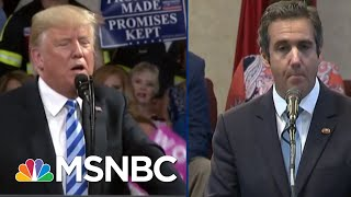 Bombshell: Michael Cohen Talking To Bob Mueller About Collusion | The Beat With Ari Melber | MSNBC