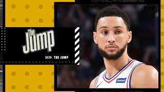 Will Ben Simmons or John Wall be traded first?   The Jump