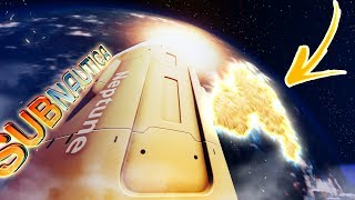 Subnautica - WE NEVER LEFT! - Leaving The Rocket To Explore SPACE! Arctic DLC CONFIRMED! - Ending