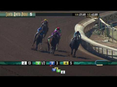 Desert Stormer II Overnight Stakes - Sunday, June 26, 2016