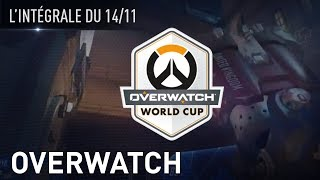 L'INTEGRALE : Le best of de l'Overwatch World Cup 2018 – L'émission du 14/11– Esport Zone