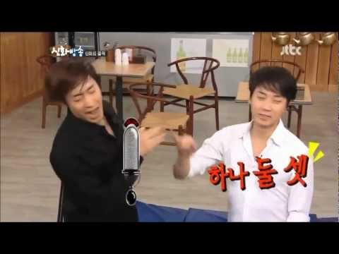 [ShinBang Ep.19] - Eric got slapped by Andy