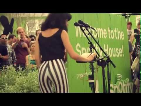 Kimbra - Settle Down (SXSW) in ATX Live ;)