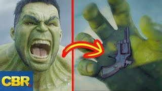 The Hulk's 20 Most Ridiculous OP Feats Of Strength