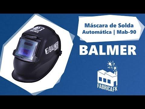 Máscara de Solda Automática Mab-90 Balmer - Vídeo explicativo