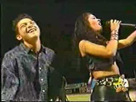 Selena Texas Concert