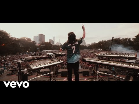 Gryffin - Body Back ft. Maia Wright