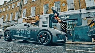 CHINESE NEW YEAR Parkour in London Chinatown