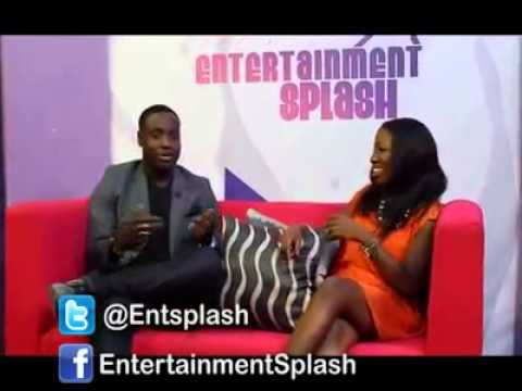 Dayo Okeniyi Of HUNGER GAMES With AJ (Official) - YouTube