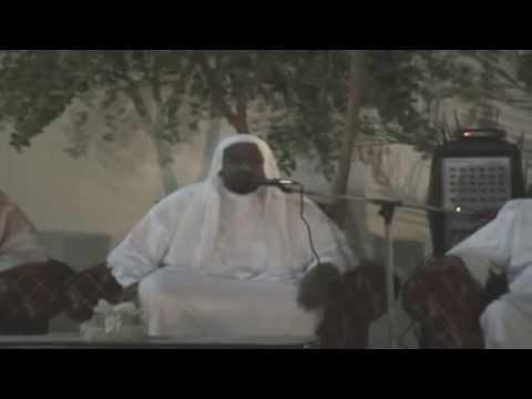 رواية خلف عن حمزه...في حفل ختم القرآن لأحد الطلاب...الدوحة قطر