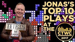 Jonas's Top 10 Plays at the 2017 CTWC