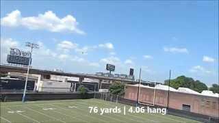 Wil Lutz Kickoffs | Georgia State Kicker Punter | Team Jackson Kicking