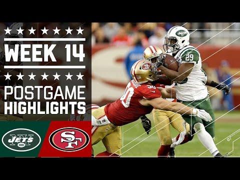 San Francisco 49ers vs New York Jets