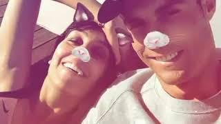 Cristiano ronaldo y Georgina rodríguez instagram Photos 2018
