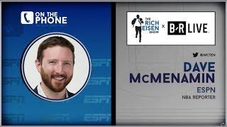 ESPN's Dave McMenamin Talks NBA Finals, Free Agency with Rich Eisen | Full Interview | 6/14/19