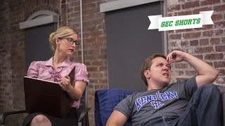 SEC Shorts - SEC teams line up for therapy