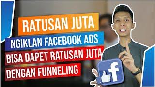 FACEBOOK ADS - OMSET RATUSAN JUTA DENGAN FB ADS FUNNELING | BISNIS ONLINE | DIGITAL MARKETING