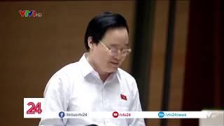 Bộ trưởng Bộ GD&ĐT nhận trách nhiệm về vụ gian lận tại kỳ thi THPT quốc gia 2018   VTV24