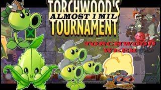 Plants vs Zombies 2 Battlez Torchwood OVER 900K  (PvZ Battlez week 54)