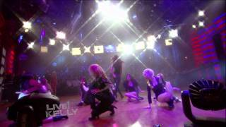 [120201] ABC Live with Kelly - SNSD Full Cut
