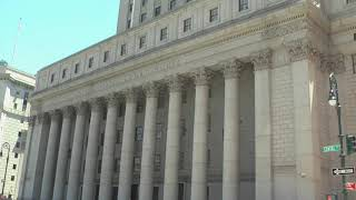 Thurgood Marshall United States Courthouse in New York