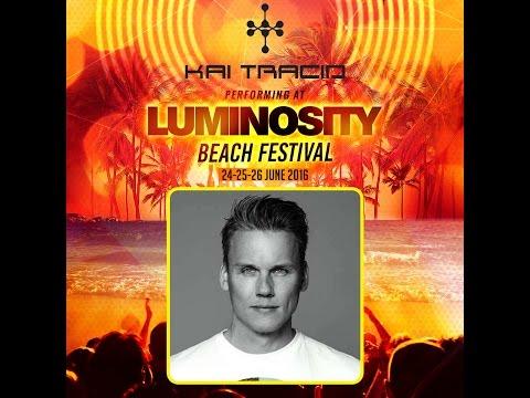 Kai Tracid Trance Classics @ Luminosity Beach Festival 26-06-2016