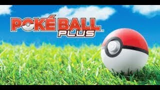 How the Pokeball Plus Works