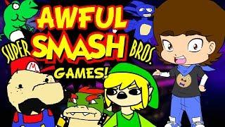BAD Super Smash Bros. Fan Games! - ConnerTheWaffle