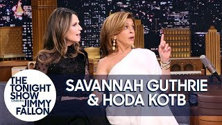Savannah Guthrie and Hoda Kotb on Finding TODAY Success After Matt Lauer