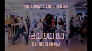 Chun Li | Nicki Minaj  #ChunLi