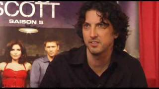 Mark Schwahn Interview (Les Frères Scott)