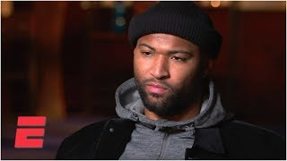 DeMarcus Cousins exclusive on moving forward from injury, joining 'hated' Warriors | NBA Interview