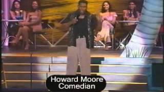 Howard Moore On Comic View