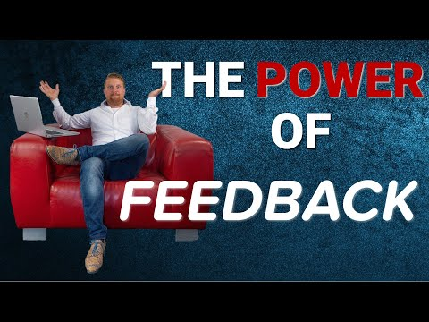 Explore the power of feedback for your business