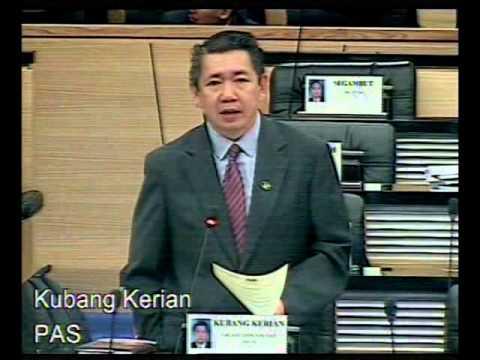 29 Nov 2012 - Pbhsn RUU Binatang (Pindaan) 2012 - PAS Kubang Kerian