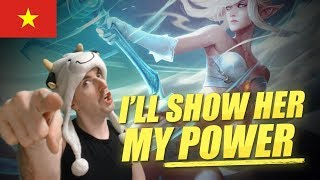 I WILL SHOW HER THE POWER OF MY 1v5 - Cowsep