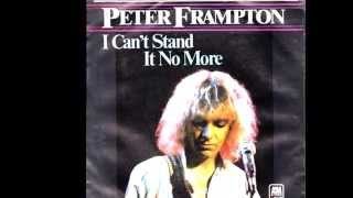 PETER FRAMPTON I Can't Stand it No More