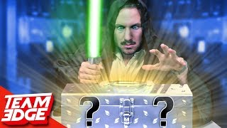 """The Last Jedi"" Escape Room!!"