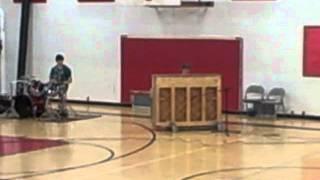 I Rick-roll my school's talent show!