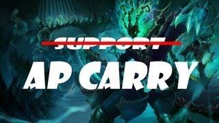 Thresh montage - I Ain't No Support