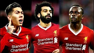 Salah   Firmino   Mane 2018●Crazy Skills,Speed,Goals Liverpool HD