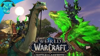 Getting the Two MOST PRESTIGIOUS Mounts in World of Warcraft!