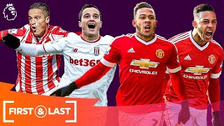 Players who only scored TWICE | First & Last Premier League goals | Afellay, Depay & more!