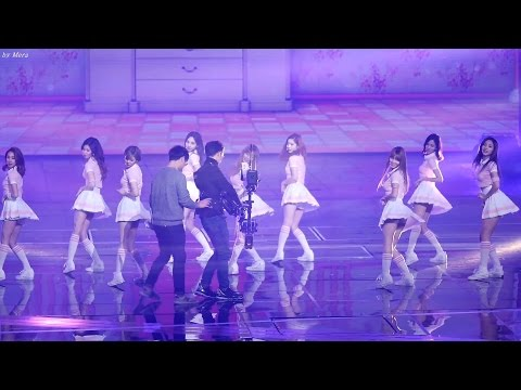 161229 TWICE,GFRIEND, I.O.I, Red Velvet - Dance Stage [전체] 직캠 Fancam (2016 KBS 가요대축제) by Mera