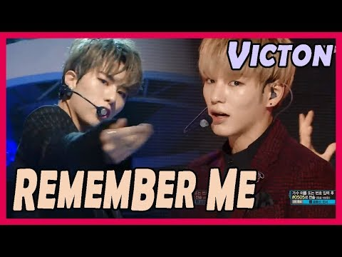 [HOT] VICTON - REMEMBER ME, 빅톤 - 나를 기억해 20171202
