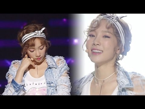 《Comeback Special》 TAEYEON (태연) - Why @인기가요 Inkigayo 20160703