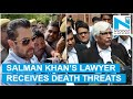 Salman's Lawyer Receives Death Threats, Gets Police Protection