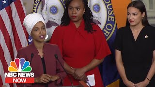Rep. Ilhan Omar On Donald Trump: We Need To 'Hold Him Accountable' For Comments | NBC News Now