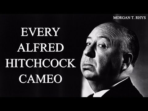 All Alfred Hitchcock's Cameo Appearances - YouTube